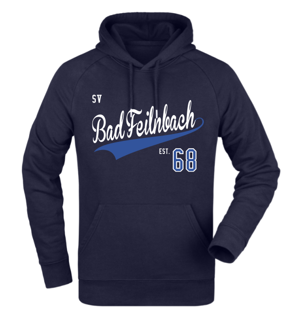 "Hoodie ""SV Bad Feilnbach Established"""