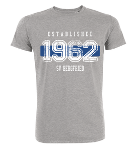 "T-Shirt ""SV Bergfried Established"""