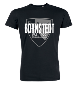 "T-Shirt ""SV Blau-Weiß Bornstedt Background"""