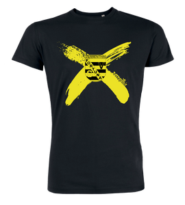"T-Shirt ""SV Fortuna Zerrenthin Cross"""