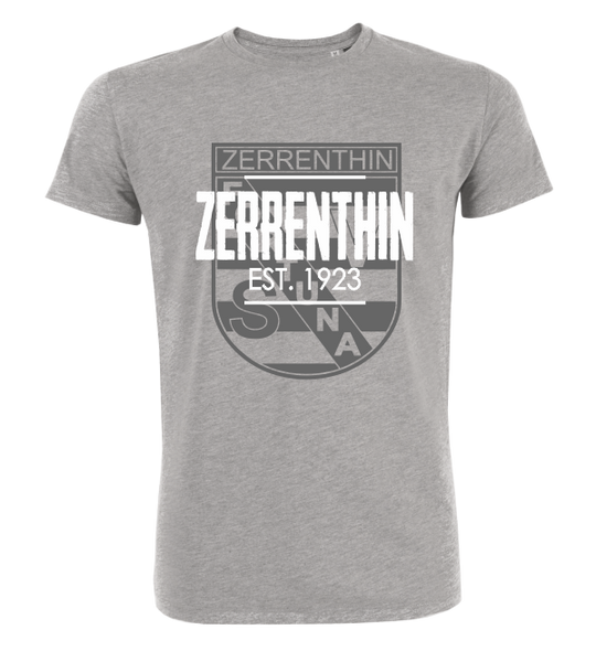 "T-Shirt ""SV Fortuna Zerrenthin Background"""