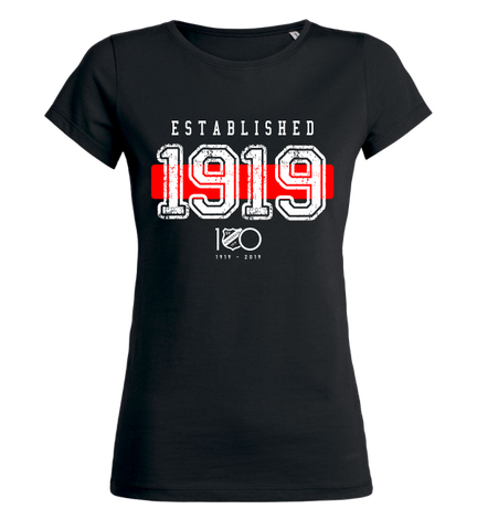 "Women's T-Shirt ""SV Gonzerath Established"""