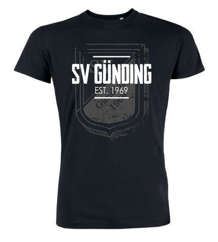 "T-Shirt ""SV Günding Background"""
