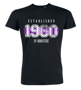 "T-Shirt ""SV Hoogstede Established"""