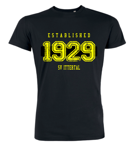 "T-Shirt ""SV Ittertal Established"""