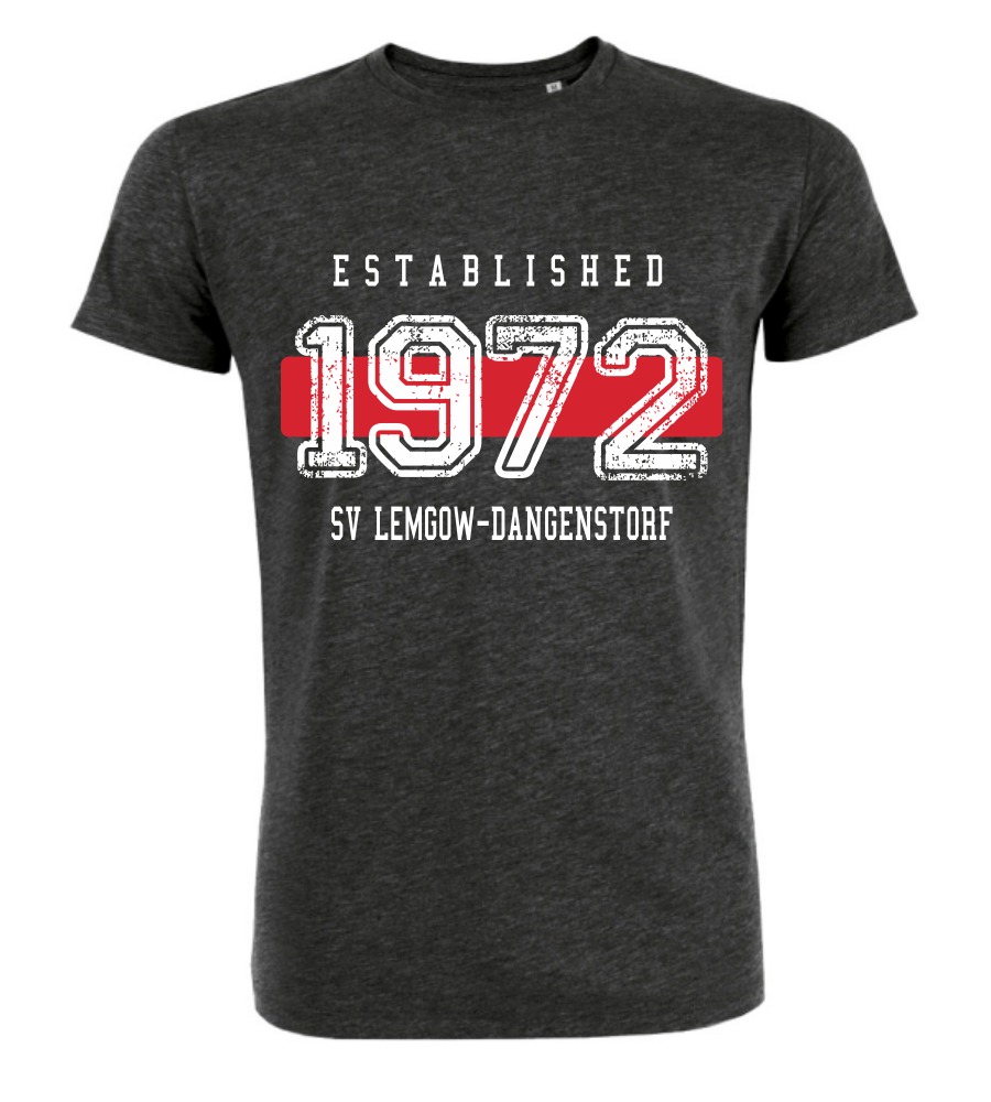 "T-Shirt ""SV Lemgow Dangenstorf Established"""