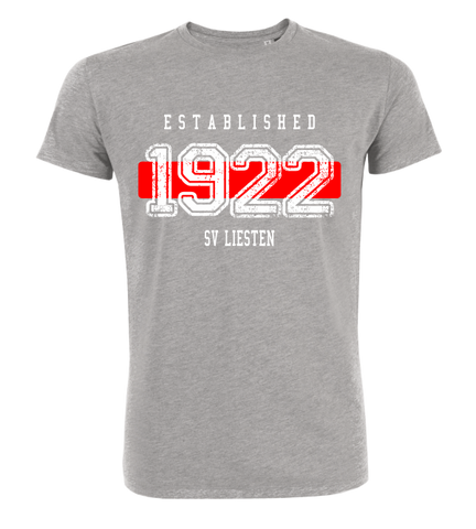 "T-Shirt ""SV Liesten 22 Established"""