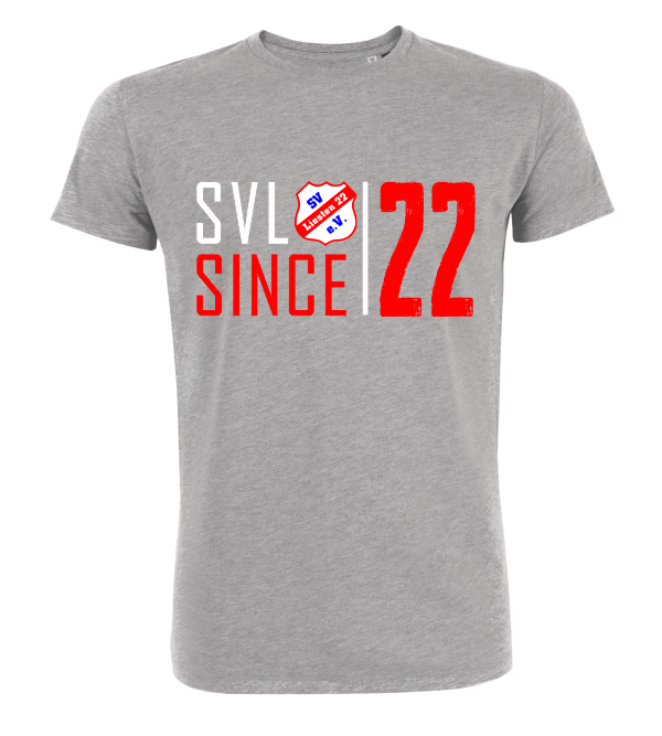 "T-Shirt ""SV Liesten 22 Since"""