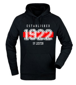 "Hoodie ""SV Liesten 22 Established"""
