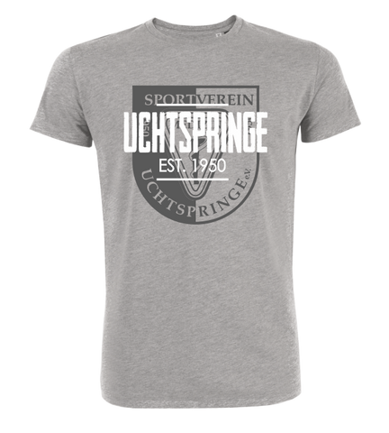 "T-Shirt ""SV Medizin Uchtspringe Background"""
