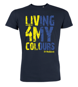 "T-Shirt ""SV Meßkirch My Colours"""