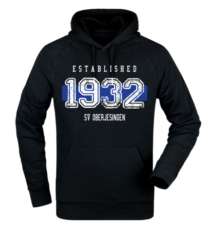 "Hoodie ""SV Oberjesingen Established"""