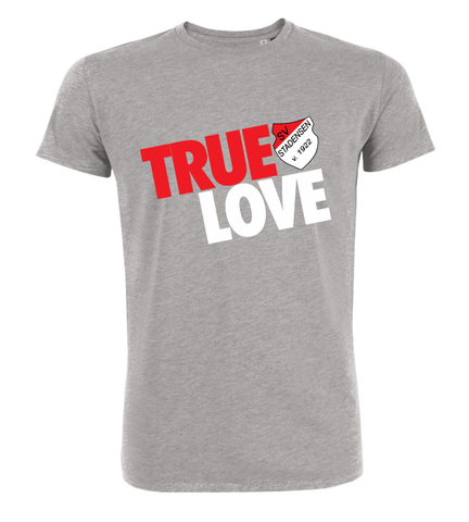 "T-Shirt ""SV Stadensen True Love"""