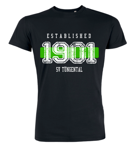 "T-Shirt ""SV Tüngental Established"""