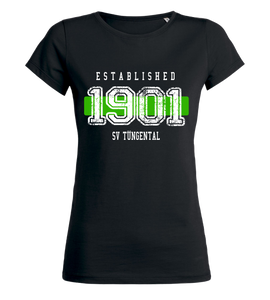 "Women's T-Shirt ""SV Tüngental Established"""