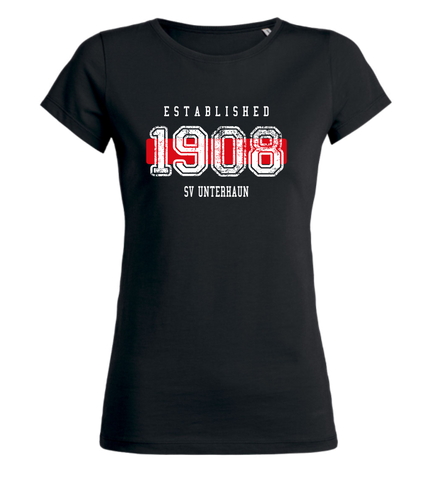 "Women's T-Shirt ""SV Unterhaun Established"""
