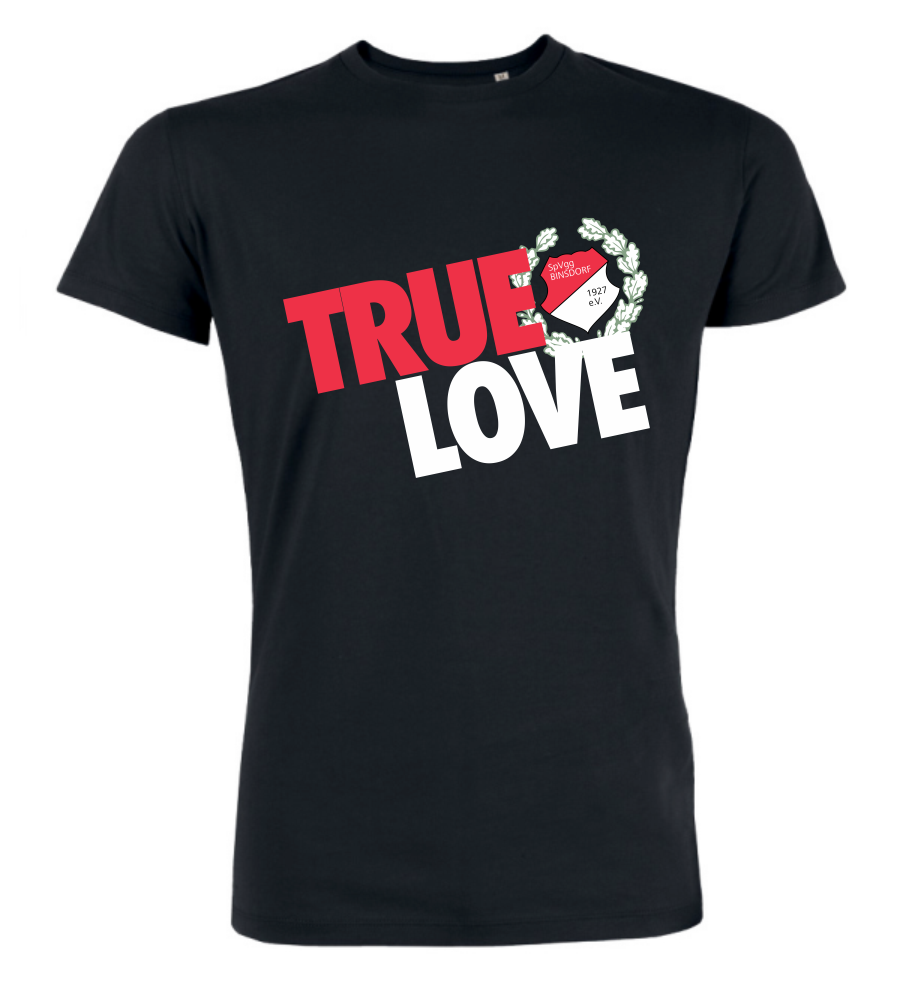 "T-Shirt ""SpVgg Binsdorf True Love"""