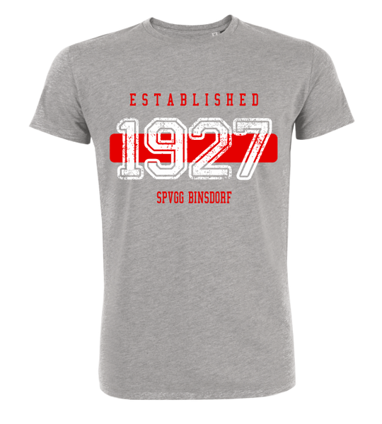 "T-Shirt ""SpVgg Binsdorf Established"""