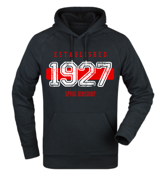"Hoodie ""SpVgg Binsdorf Established"""