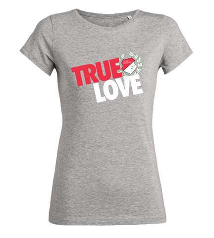 "Women's T-Shirt ""SpVgg Binsdorf True Love"""