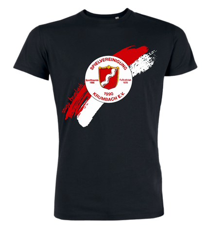"T-Shirt ""SpVgg Krumbach Brush"""
