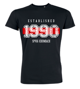 "T-Shirt ""SpVgg Krumbach Established"""