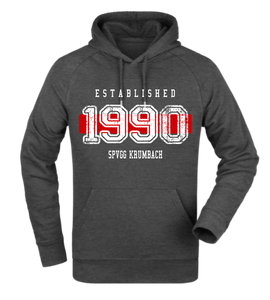 "Hoodie ""SpVgg Krumbach Established"""