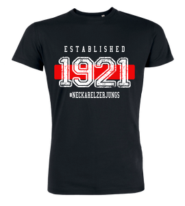 "T-Shirt ""SpVgg Neckarelz Established"""