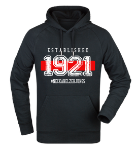 "Hoodie ""SpVgg Neckarelz Established"""