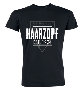 "T-Shirt ""SuS Haarzopf Background"""