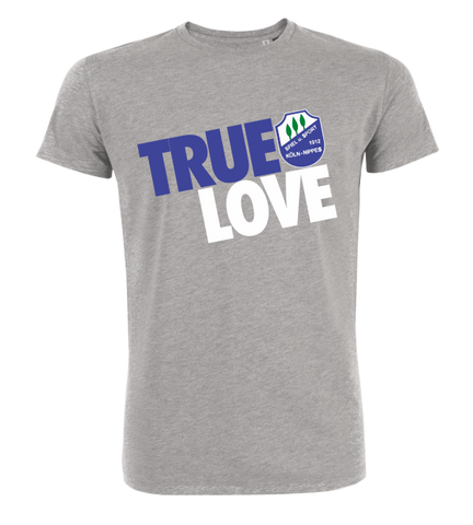 "T-Shirt ""SuS Köln-Nippes True Love"""