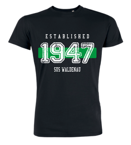"T-Shirt ""SuS Waldenau Established"""
