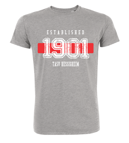 "T-Shirt ""TASV Hessigheim Established"""