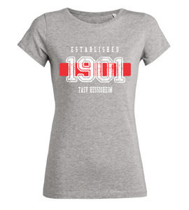 "Women's T-Shirt ""TASV Hessigheim Established"""