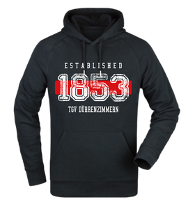 "Hoodie ""TGV Dürrenzimmern Established"""