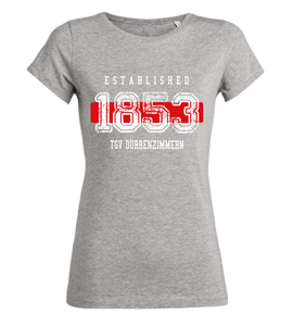 "Women's T-Shirt ""TGV Dürrenzimmern Established"""
