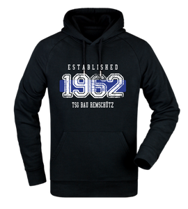 "Hoodie ""TSG Bau Remschütz Established"""