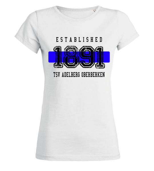 "Women's T-Shirt ""TSV Adelberg Established"""