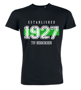 "T-Shirt ""TSV Bergkirchen Established"""