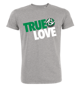 "T-Shirt ""TSV Fischerhude Quelkorn True Love"""