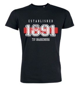 "T-Shirt ""TSV Gnarrenburg Established"""