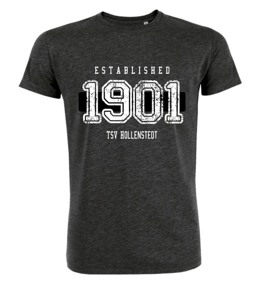 "T-Shirt ""TSV Hollenstedt Established"""