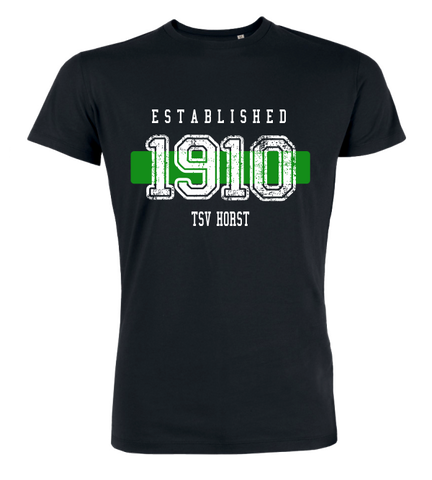 "T-Shirt ""TSV Horst Established"""