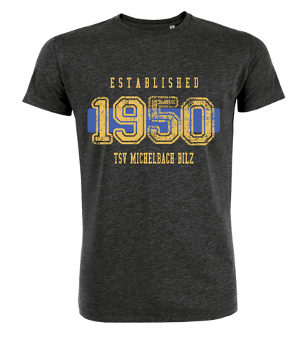 "T-Shirt ""TSV Michelbach Established"""