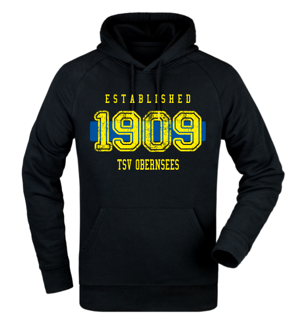 "Hoodie ""TSV Obernsees Established"""