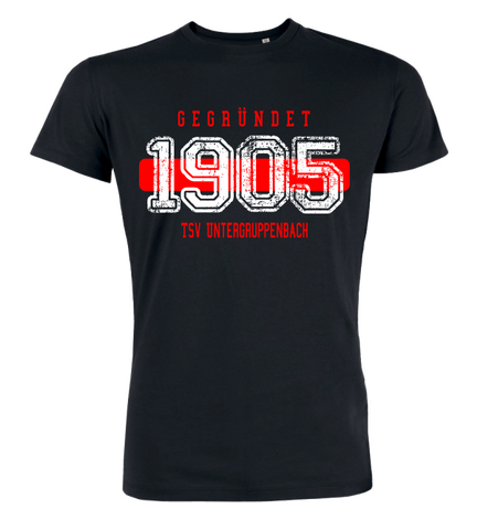 "T-Shirt ""TSV Untergruppenbach Established"""