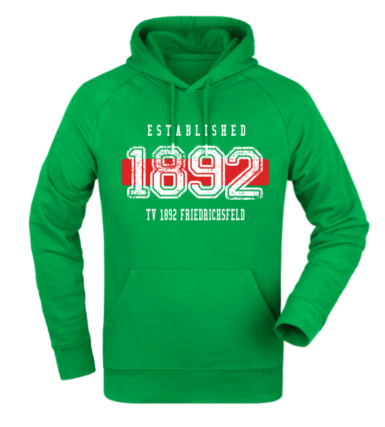 "Hoodie ""TV 1892 Friedrichsfeld Established"""