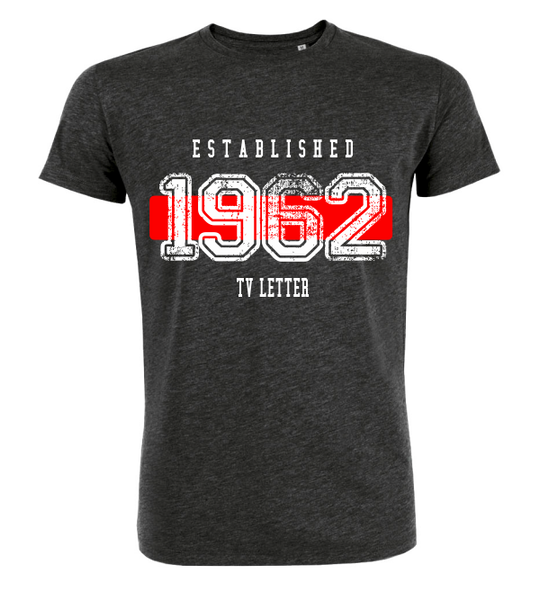 "T-Shirt ""TV Letter Established"""