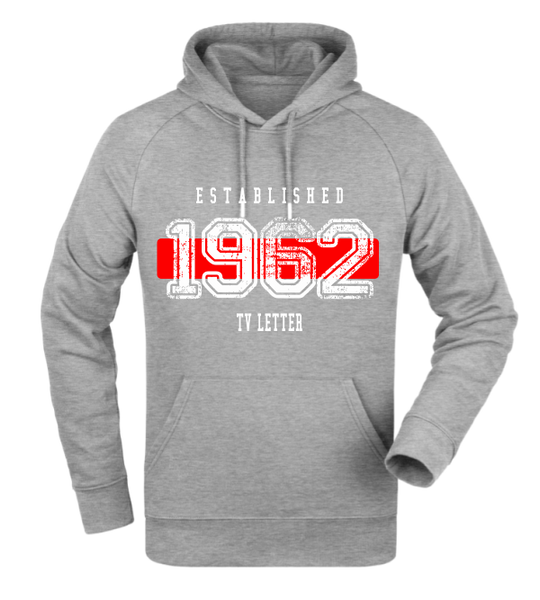 "Hoodie ""TV Letter Established"""