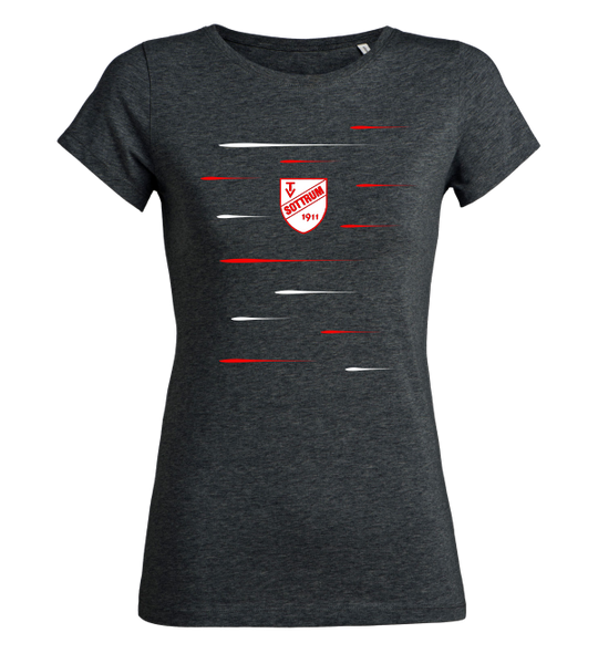 "Women's T-Shirt ""TV Sottrum Lines"""